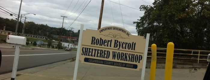 Robert Bycroft Sheltered Workshop is one of Lee'nin Beğendiği Mekanlar.