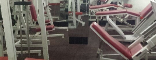 Eclipse Fitness Center is one of Usual places i go to.