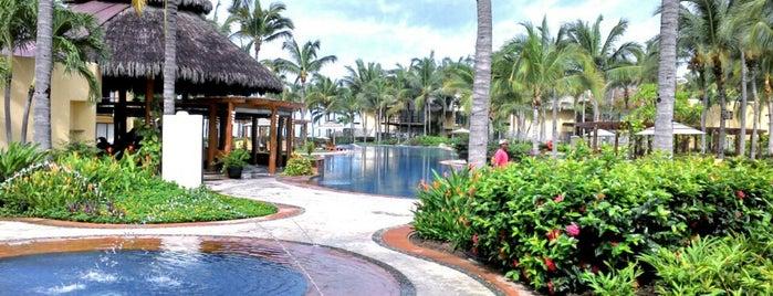 Fairmont Heritage Place Acapulco Diamante is one of Acapulquirri.