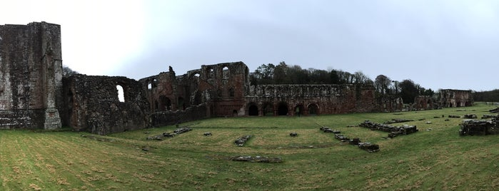 Furness Abbey is one of Locais curtidos por Carl.