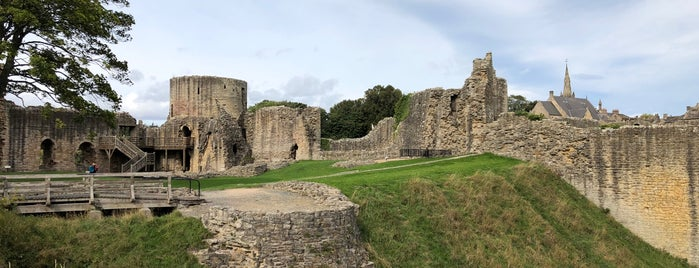 Barnard Castle is one of Posti che sono piaciuti a Carl.