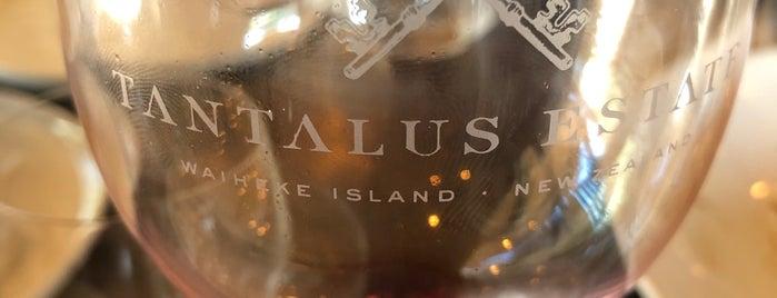 Tantalus Estate Vineyard is one of Lugares favoritos de Ricardo.