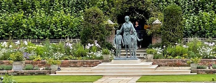 Princess Diana Memorial Garden is one of United Kingdom 🇬🇧 (Part 2).