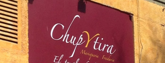 Chupytira is one of Málaga barrio.