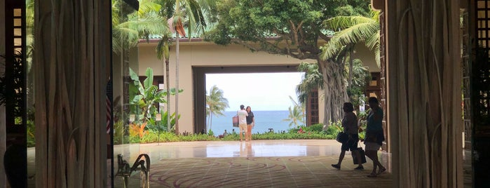 ANARA Spa (Grand Hyatt Kauai) is one of สถานที่ที่ Bonus ถูกใจ.