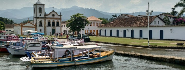 Centro Histórico de Paraty is one of Locais curtidos por Bruno.