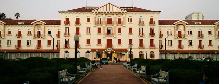 Palace Hotel is one of Locais curtidos por Bruno.