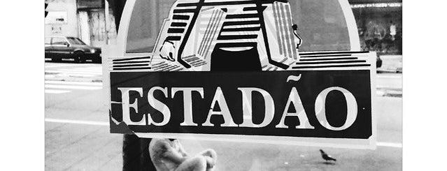 Estadão Bar & Lanches is one of Orte, die Bruno gefallen.