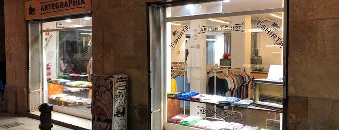 Artegraphia is one of Barcelona.