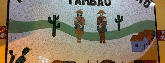 Feirinha de Artesanato de Tambaú is one of JPA São João.