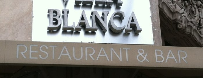 Villa Blanca is one of LA Lunch Spots.