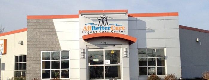 All Better Care is one of สถานที่ที่ Whitni ถูกใจ.