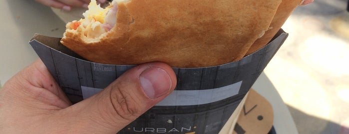 Urban Crepe is one of Crepes.