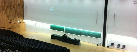Auditorium Leon De Meyer is one of Belgie 🇧🇪.