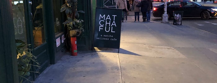 Matchaful is one of NYC 2018.