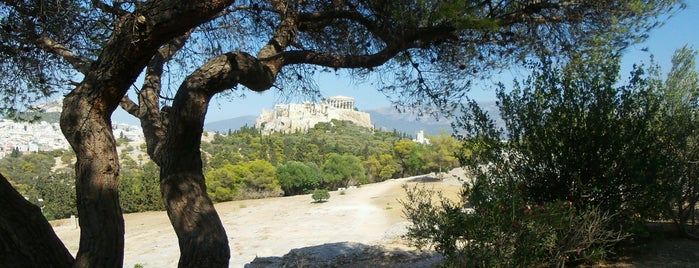 Pnyx is one of Athens: Main Sights.