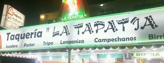 Taqueria  La tapatia is one of Orte, die Ely gefallen.
