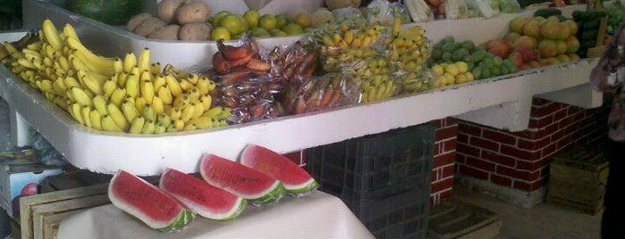 Mercado San Cristobal is one of สถานที่ที่ Gabriel ถูกใจ.