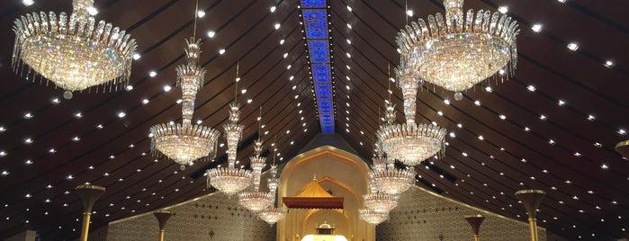 Istana Nurul Iman is one of Tempat yang Disukai S.