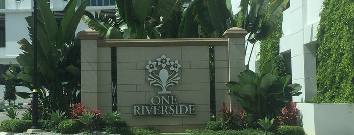 One Riverside is one of Sさんのお気に入りスポット.