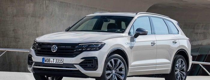 Volkswagen is one of Locais curtidos por S.