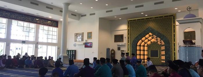Masjid Duli Raja Isteri Pengiran Anak Damit is one of Orte, die S gefallen.