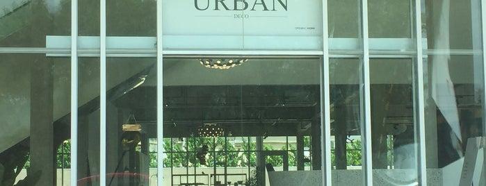 Urban deco is one of S : понравившиеся места.