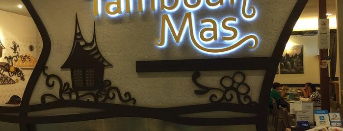 Tambuah Mas is one of S'ın Beğendiği Mekanlar.