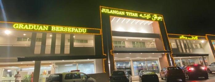 Graduan Bersepadu is one of Orte, die S gefallen.