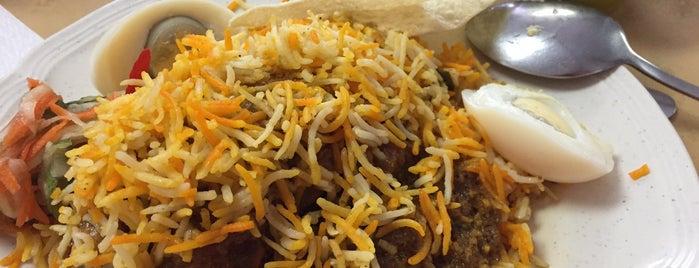 Restaurant Al-Ihsan is one of Posti che sono piaciuti a S.