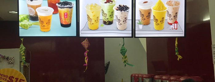 Gong Cha is one of Locais curtidos por S.