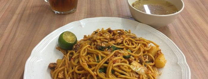 CA Mohammad Restaurant is one of S'ın Beğendiği Mekanlar.