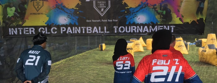 RBTS PAINTBALL ARENA is one of Locais curtidos por S.