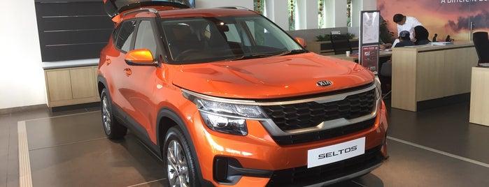 Kia Motor Sdn. Bhd is one of S : понравившиеся места.