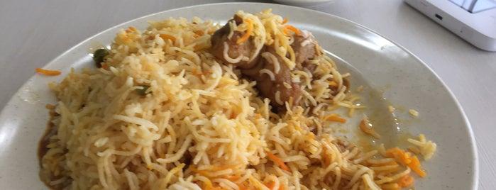 Restoran Shazad Pakistani Food is one of สถานที่ที่บันทึกไว้ของ S.