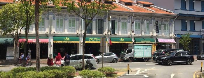 Hjh Maimunah Restaurant is one of Orte, die S gefallen.