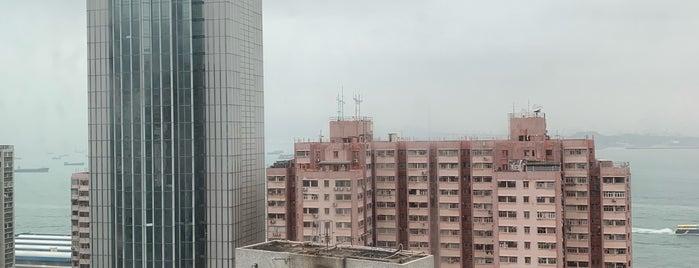 Grand City Hotel is one of สถานที่ที่ 高井 ถูกใจ.