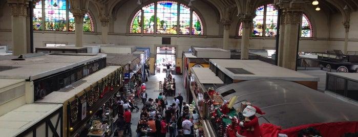 Mercado Municipal Paulistano is one of Lugares legais em São Paulo.