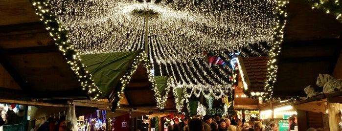 Weihnachtsmarkt Essen is one of Weihnachtsmärkte Ruhr.