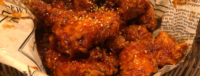 Burning Fridays - Korean Fried Chicken is one of Toronto 2.