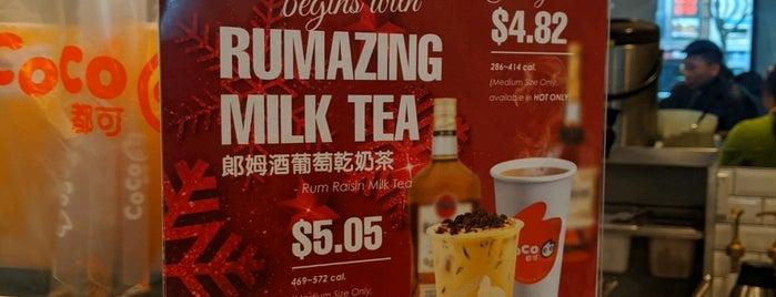 CoCo Fresh Tea & Juice is one of 🌳 upper west side.