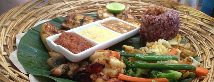 Blue Ocean is one of Micheenli Guide: Bali food trail.