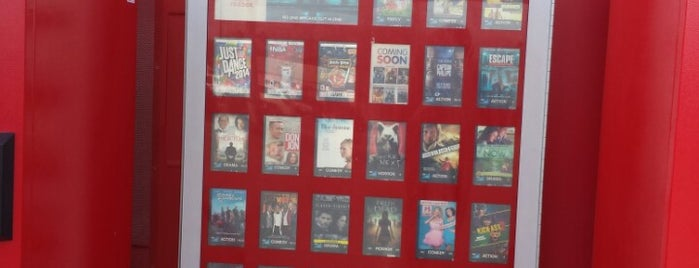 Redbox is one of Lieux qui ont plu à Ray.