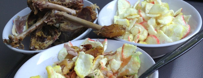 Bubur Ayam Tanjung (Patiunus) is one of Orte, die Arie gefallen.