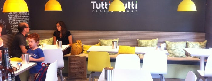 Tutti Frutti Barcelona is one of Barcelona.