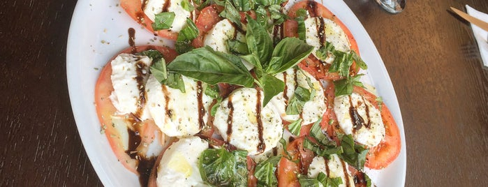 Basil Brick Oven Pizza is one of MICHELIN BIB GOURMAND 2016-2017 NYC.
