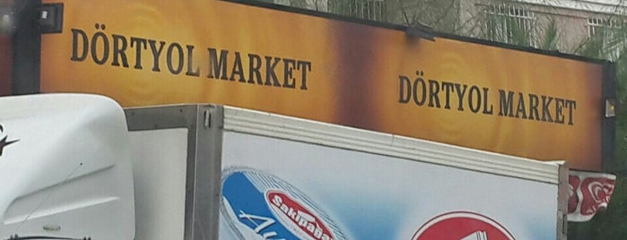 Dortyol Market is one of Veni Vidi Vici İzmir 2.