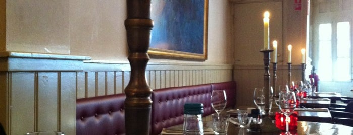 Brasserie Luden is one of Ralf 님이 좋아한 장소.