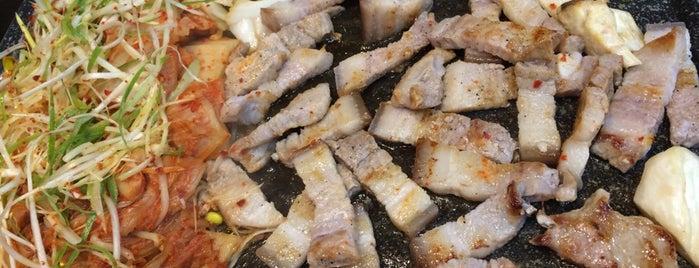 장독대 김치찌개 is one of Lieux sauvegardés par Chang.