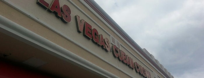 Las Vegas Cuban Restaurant is one of Places to Eat.